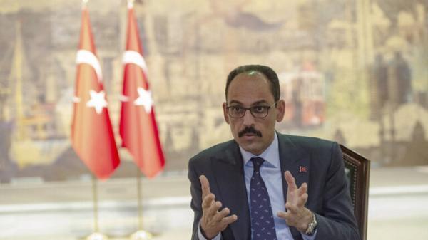 مشاور اردوغان: به موقع به بیانیه ظالمانه آمریکا درخصوص نسل کشی پاسخ خواهیم داد
