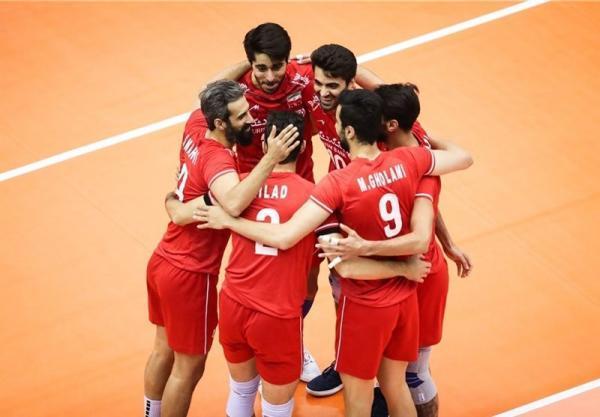 لیگ ملت های والیبال، 14 بازیکن ایران مقابل ژاپن معین شدند
