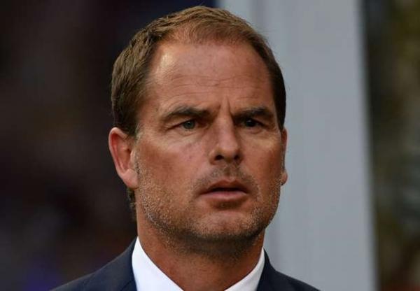 دی بوئر از سرمربیگری تیم ملی فوتبال هلند کنار رفت