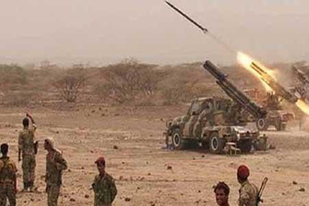 عملیات موشکی نیروهای یمنی در مارب