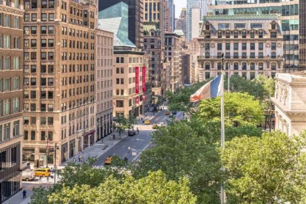 به روزرسانی کتابخانه عمومی نیویورک با هزینه 200میلیون دلار