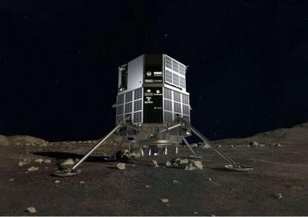 روباتی با قابلیت تغییر شکل به ماه می رود