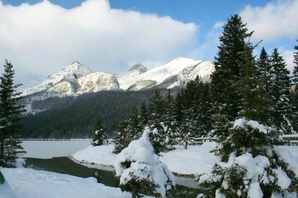 پیش بینی هوای زمستان 2021 کانادا