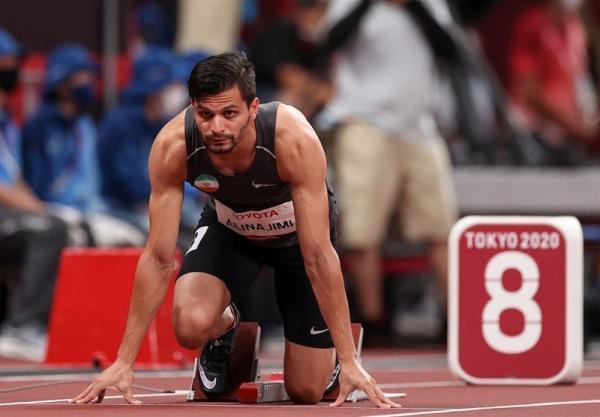 پارالمپیک 2020 توکیو، علی نجیمی: دو سال زحمت کشیدم اما نشد