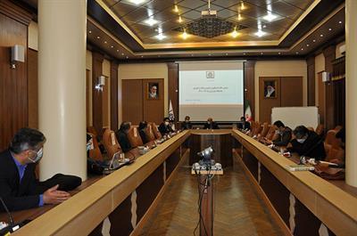 دومین جلسه کمیته راهبری بازنگری و تدوین برنامه راهبردی دانشگاه مازندران برگزار شد